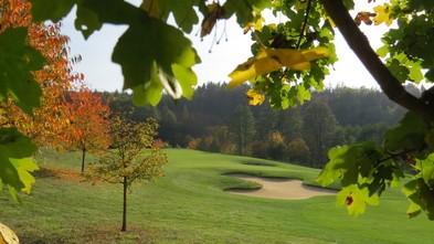 Zajeďte si k nám na Moravu, podzim je tu krásný.