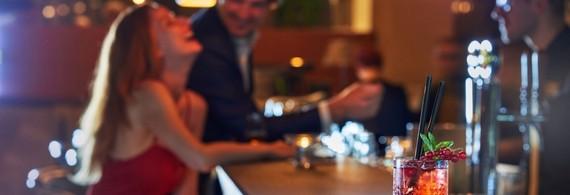 Happy hour v našem baru: – 10% sleva