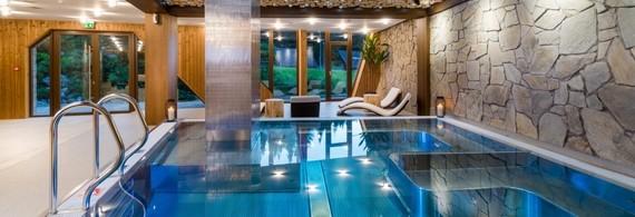 Sauna v hotelovém wellness otevřena: o hodinu dříve