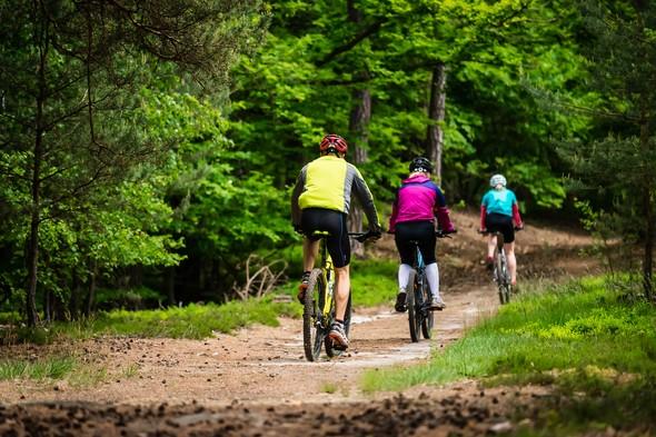 Cyklistické výlety po okolí resortu