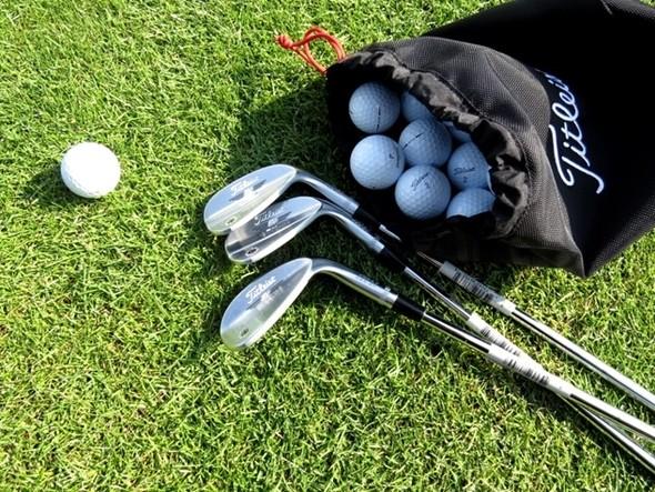 Pobytový balík – seznámení s golfem
