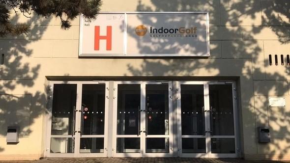 Otevření Indooru na brněnském výstavišti 05. 12. 2020