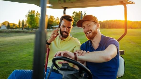 Hrajeme golf za skvělé ceny