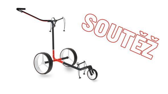 Soutěž - nakupte míčky Titleist a hrajte o vozík JuCad v hodnotě 999 €