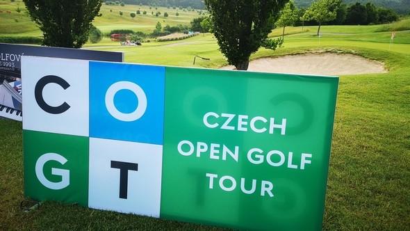 Golf Resort Kaskáda Brno - dějiště mimořádných golfových událostí