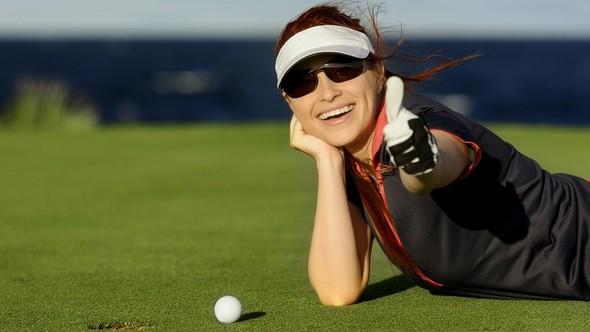 Začni s golfem